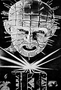 Pinhead Prints - Pin Head Print by Jesse  Najera