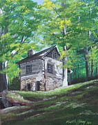 Michelle Young - Piney River Cabin