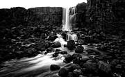 An  Pham - Pingvellir Waterfall  in Iceland
