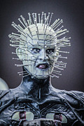 Hellraiser Framed Prints - Pinhead Framed Print by David Doyle