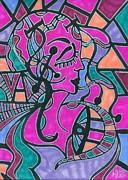 Michelle Villarreal - Pink Aurora