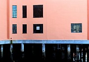 Eve Paludan - Pink Building on the...