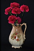 Carol Sawyer - Pink Carnations