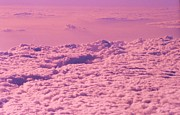Seren Posters - Pink Clouds Sunrise Poster by Marcus Dagan