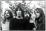 Psychedelic Photo Posters - Pink Floyd Poster by Sanely Great