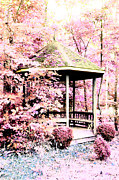 Tiffany Dawn Smith - Pink Gazebo