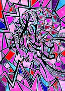 Michelle Villarreal - Pink Goddess