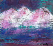 Kristen Fagan - Pink Mountains