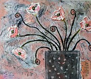 Victoria  Johns - Pink Poppies