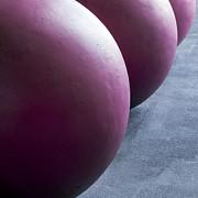 Lynn Palmer - Pink Spheres