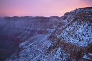 Watch Tower Prints - Pink Tower Print by Peter Coskun