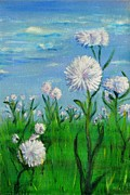 Regina Valluzzi - Pink white flowers