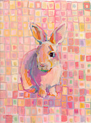 Kelly Prints - Pinky Print by Kimberly Santini