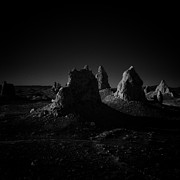 Roland Peachie - Pinnacles Facing the...