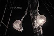 Pirate Mast Lights Print by LeeAnn McLaneGoetz McLaneGoetzStudioLLCcom