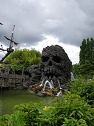 Pirates Photo Originals - Pirates Cove at Disney by Rasma Raisters