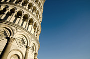Pisa Tower Print by Mats Silvan