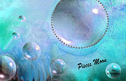 Universe - Pisces Moon by Sherri  Of Palm Springs