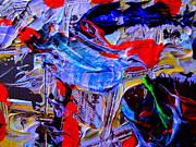 Just Abstracts - Piss Into The Wind by Allen n Lehman