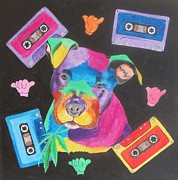 Mixtape Prints - Pitbull Print by Jeepee Aero