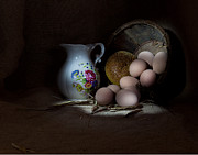 Cecil Fuselier - Pitcher And Eggs
