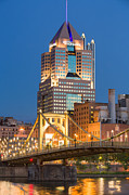 Pittsburgh Prints - Pittsburgh 23 Print by Emmanuel Panagiotakis
