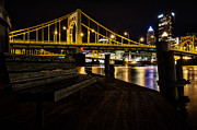 Mike Vosburg - Pittsburgh Dock Revisited