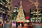 Pnc Park Photos - Pittsburgh Holiday season 2 by Emmanuel Panagiotakis