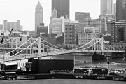 Roberto Clemente Bridge Photos - Pittsburgh by Jennifer Leigh Perry