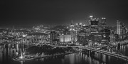 Brian Young - Pittsburgh Night Black...