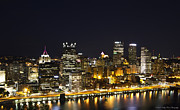 Kathy Ponce - Pittsburgh Skyline