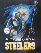 Theresa McFarlane Stites - Pittsburgh Steelers