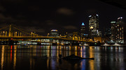 Mike Vosburg - Pittsburgh Waterfront