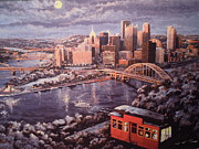 James Guentner - Pittsburgh Winter