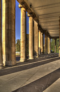 Cheltenham Framed Prints - Pittville Pump Rooms  Framed Print by Roger Nichol