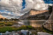 Backcountry Prints - Piute Lake Print by Cat Connor