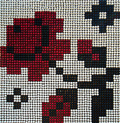 Beautiful Pixels Prints - Pixelated Print by Matthew Shalvatis