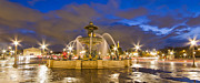Architecture - Place de la Concorde panorama by Mircea Costina Photography