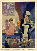 Vintage Art - Plata Meneses 1928 1920s Spain  Cc by The Advertising Archives