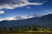 Cades Cove Photo Posters - Play of Light Poster by Andrew Soundarajan