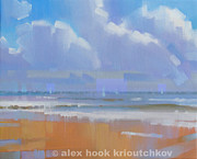 Alex Hook Krioutchkov Art - Playa 15 by Alex Hook Krioutchkov