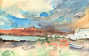 Miki De Goodaboom - Playa Honda in Lanzarote 01