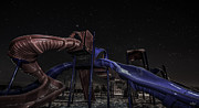 Stars Photos - Playground In The Stars by Everet Regal