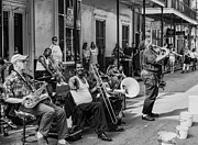 Kathleen K Parker - Playing Jazz on Royal Street NOLA