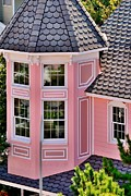 Kim Bemis - Beautiful Pink Turret -...