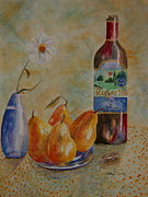 Winery Paintings - Pleasant Hill Winery by Tamyra Crossley