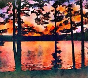 Amy G Taylor - Pleasant Pond