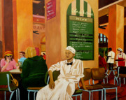Waiter Originals - Please Be Seated by Anthony Dunphy