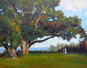 Robert Weiss - Plein Air Under the...