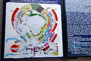 Baseball Stadiums Framed Prints - Plenty Available Framed Print by John Schneider